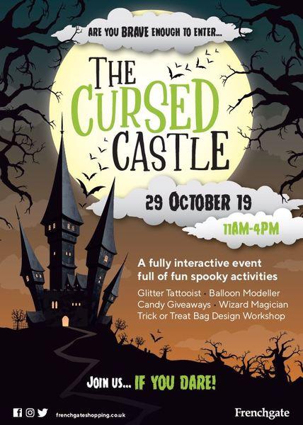 The Cursed Castle  Halloween